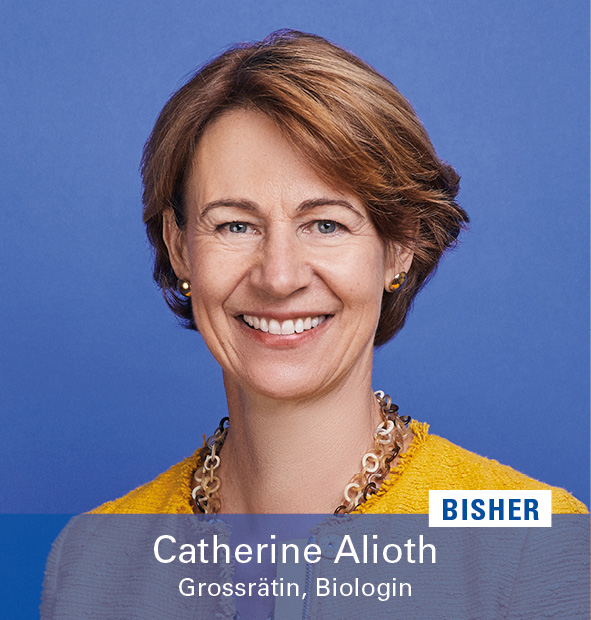 Catherine Alioth