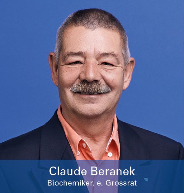 Claude Beranek