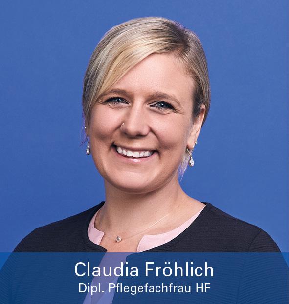 Claudia Fröhlich