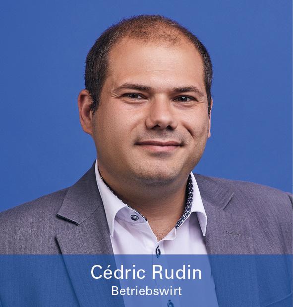 Cédric Rudin